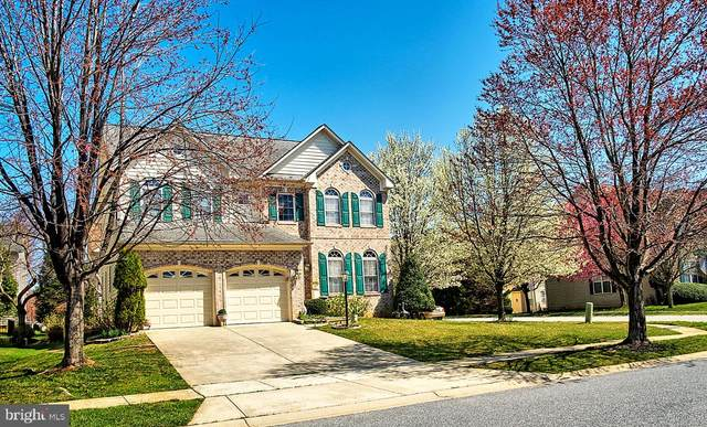 9678 Iron Leaf Trail, LAUREL, MD 20723 (#MDHW292050) :: Crossman & Co. Real Estate