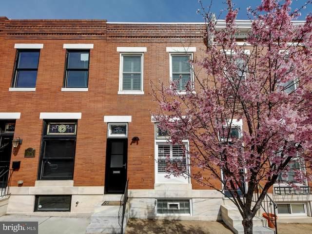 3710 Hudson Street, BALTIMORE, MD 21224 (MLS #MDBA544396) :: Maryland Shore Living | Benson & Mangold Real Estate