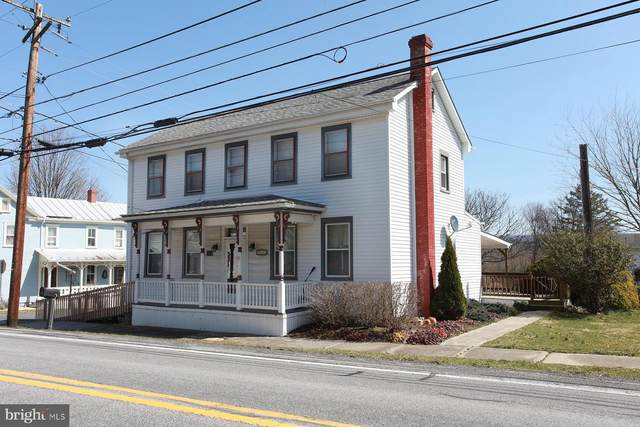 15443 Raystown Road, JAMES CREEK, PA 16657 (#PAHU101876) :: Flinchbaugh & Associates