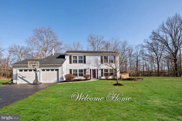 90 Parker Road, PLAINSBORO, NJ 08536 (#NJMX126284) :: Linda Dale Real Estate Experts