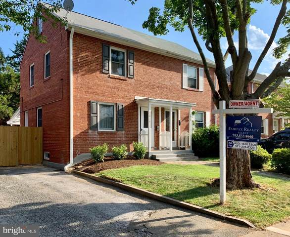 2016 21ST Street N, ARLINGTON, VA 22201 (#VAAR178550) :: Network Realty Group