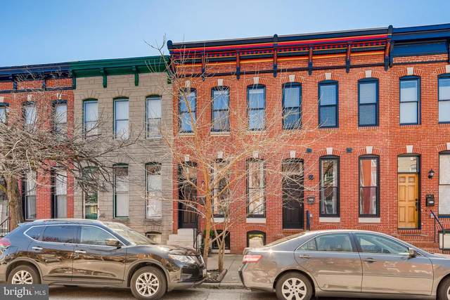 3013 Elliott Street, BALTIMORE, MD 21224 (#MDBA544416) :: Colgan Real Estate