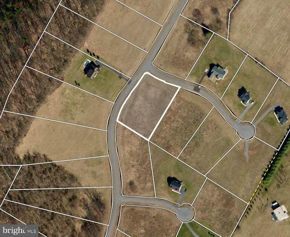 Lot 29 Burfield Court, MARTINSBURG, WV 25403 (#WVBE184618) :: Realty One Group Performance