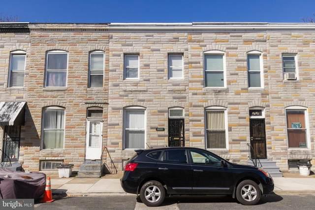 1112 Mckean Avenue, BALTIMORE, MD 21217 (#MDBA544420) :: Colgan Real Estate