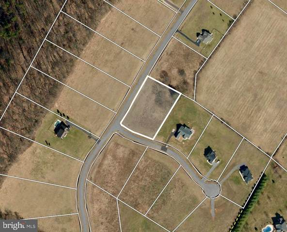 Lot 31 Elegant Drive, MARTINSBURG, WV 25403 (#WVBE184620) :: Bruce & Tanya and Associates