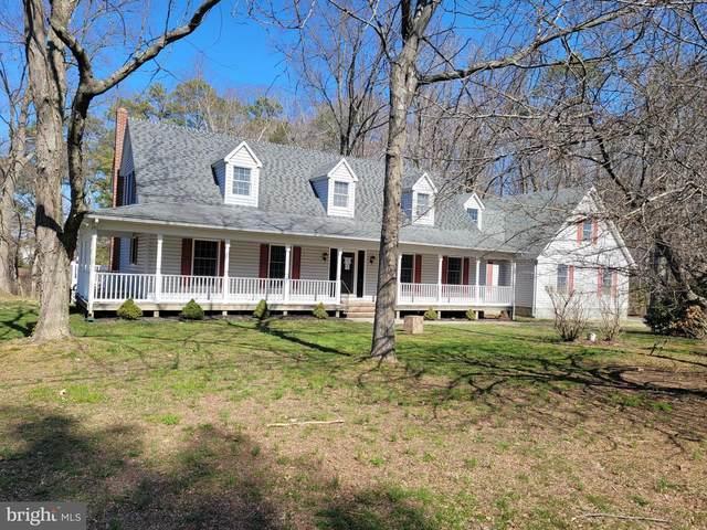 108 Greenwood Creek Road, QUEENSTOWN, MD 21658 (#MDQA147166) :: The Riffle Group of Keller Williams Select Realtors