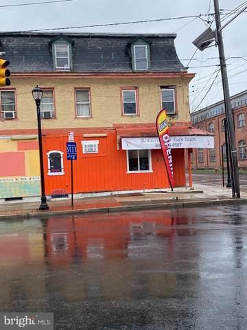 685-691 S Clinton Avenue, TRENTON, NJ 08611 (#NJME309730) :: Keller Williams Realty - Matt Fetick Team
