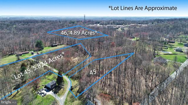 Singer Road Parcel 45 & 46, JOPPA, MD 21085 (#MDHR257972) :: ExecuHome Realty