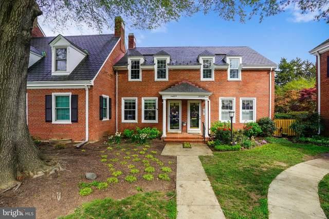 3469 S Stafford Street A, ARLINGTON, VA 22206 (#VAAR178556) :: Dart Homes