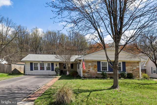 4413 Oakview Lane, BOWIE, MD 20715 (#MDPG600982) :: Century 21 Dale Realty Co