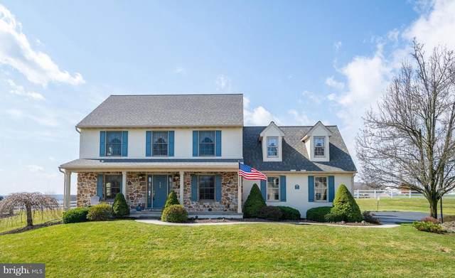 405 Stuben Drive, ELVERSON, PA 19520 (#PACT532096) :: Linda Dale Real Estate Experts