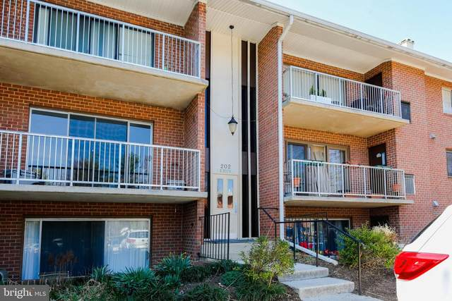 202 Erin Way #103, REISTERSTOWN, MD 21136 (#MDBC523496) :: Gail Nyman Group