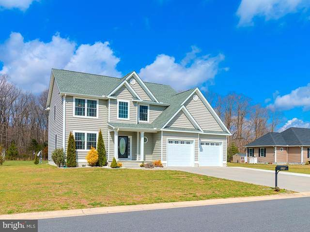 226 Haley Drive, FELTON, DE 19943 (#DEKT247446) :: Atlantic Shores Sotheby's International Realty