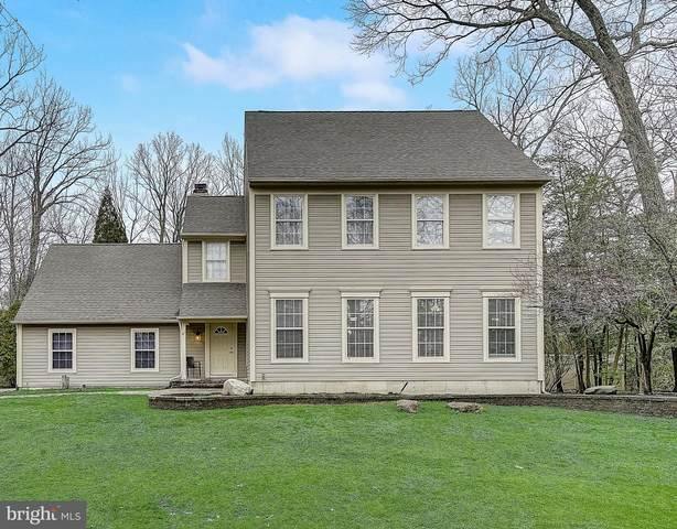 41 Farmhouse Lane, VOORHEES, NJ 08043 (#NJCD415926) :: Holloway Real Estate Group