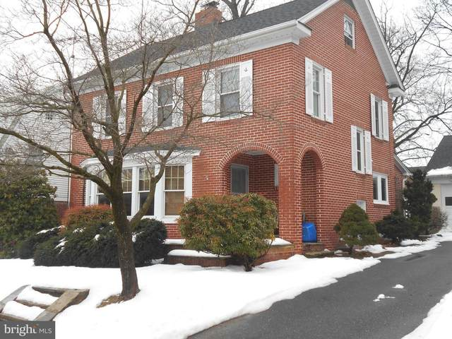 83 W Green Street, WESTMINSTER, MD 21157 (#MDCR203344) :: ExecuHome Realty