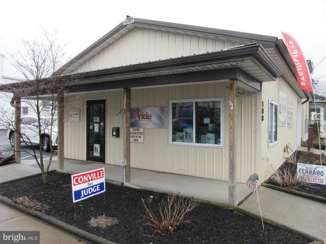 108 Coal Street, PORT CARBON, PA 17965 (#PASK134612) :: Ramus Realty Group