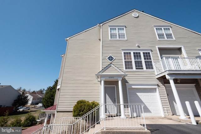 6339-C Eagle Ridge Lane #51, ALEXANDRIA, VA 22312 (#VAFX1188862) :: The MD Home Team