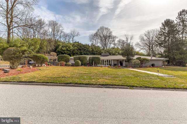 8301 Marcie Drive, BALTIMORE, MD 21208 (#MDBC523510) :: The Riffle Group of Keller Williams Select Realtors