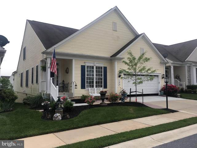 125 Clubside Drive #24, TANEYTOWN, MD 21787 (#MDCR203346) :: Crossman & Co. Real Estate