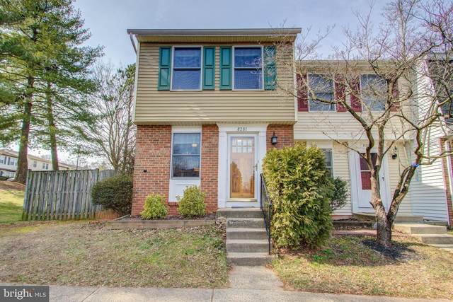 8201 White Stone Lane, SPRINGFIELD, VA 22153 (#VAFX1188880) :: Advance Realty Bel Air, Inc