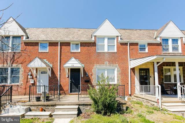 72 Broadship Road, DUNDALK, MD 21222 (#MDBC523528) :: Colgan Real Estate