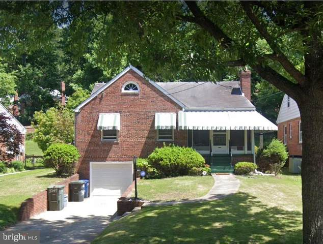 3569 Texas Avenue SE, WASHINGTON, DC 20020 (#DCDC513914) :: Dart Homes