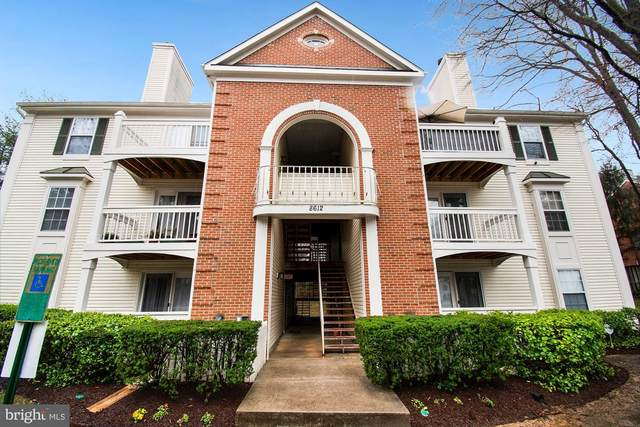 8612 Shadwell Drive #49, ALEXANDRIA, VA 22309 (#VAFX1188944) :: The Riffle Group of Keller Williams Select Realtors