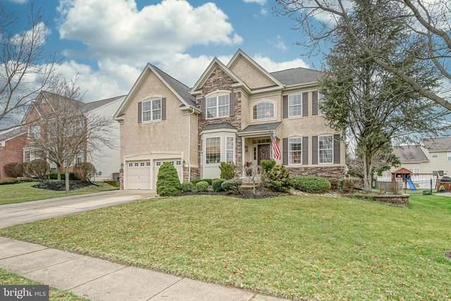 3 Exeter Court, LUMBERTON, NJ 08048 (#NJBL394036) :: Holloway Real Estate Group