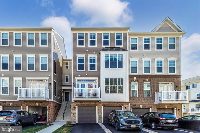 6153 Murray Terrace, FREDERICK, MD 21703 (#MDFR279682) :: Dart Homes
