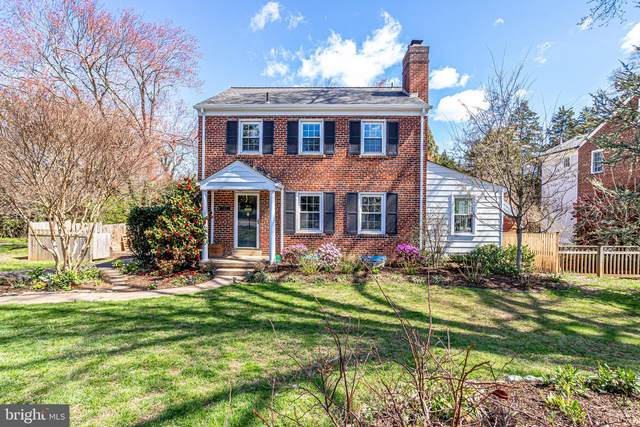 415 E Broad Street, FALLS CHURCH, VA 22046 (#VAFA111980) :: Dart Homes