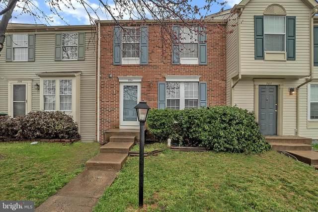 204 Ilona Court, STAFFORD, VA 22554 (#VAST230482) :: Sunrise Home Sales Team of Mackintosh Inc Realtors