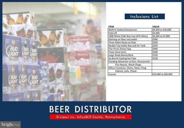 D-Liquor License Number; D3754, POTTSVILLE, PA 17901 (#PASK134620) :: The Joy Daniels Real Estate Group