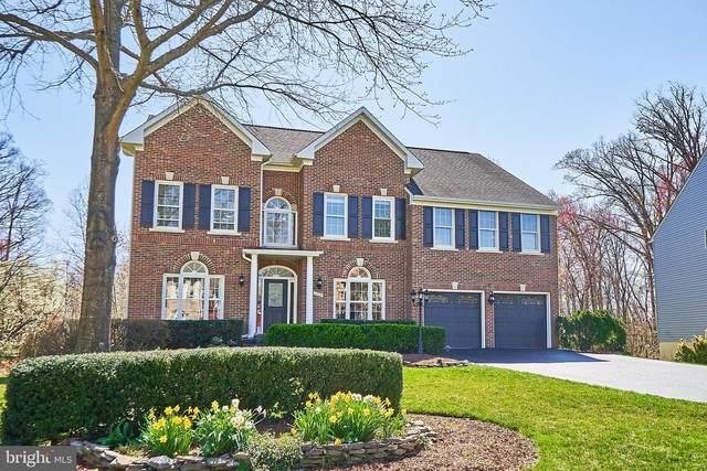 8789 Brook Estates Court, LORTON, VA 22079 (#VAFX1188974) :: Advance Realty Bel Air, Inc