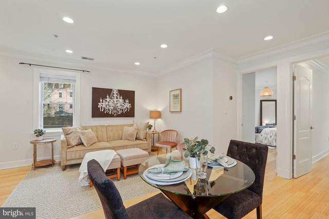 6 Rhode Island Avenue NW #5, WASHINGTON, DC 20001 (#DCDC513950) :: Berkshire Hathaway HomeServices McNelis Group Properties