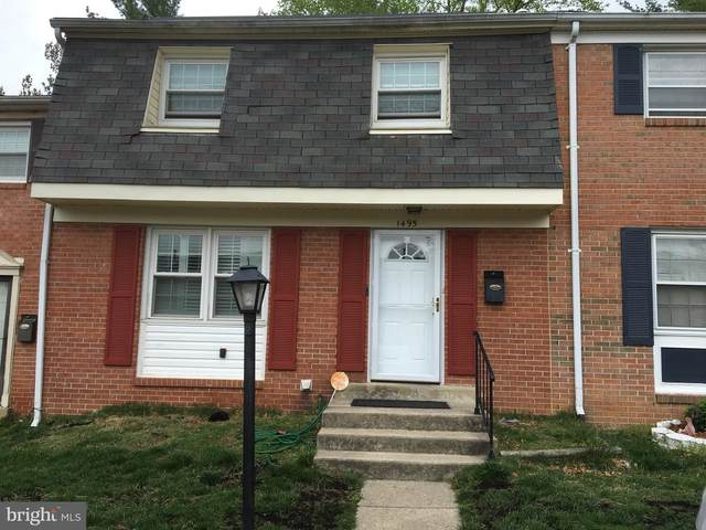 1495 Potomac Heights Drive #286, FORT WASHINGTON, MD 20744 (#MDPG601044) :: Integrity Home Team
