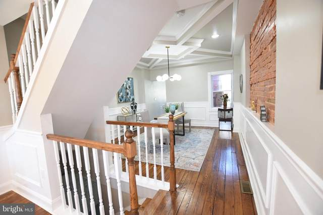 2815 Hampden Avenue, BALTIMORE, MD 21211 (#MDBA544546) :: Shawn Little Team of Garceau Realty