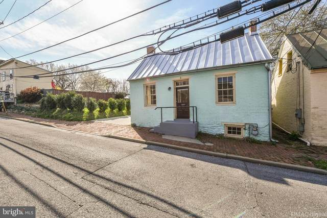 3 S Bentz Street, FREDERICK, MD 21701 (#MDFR279696) :: Network Realty Group