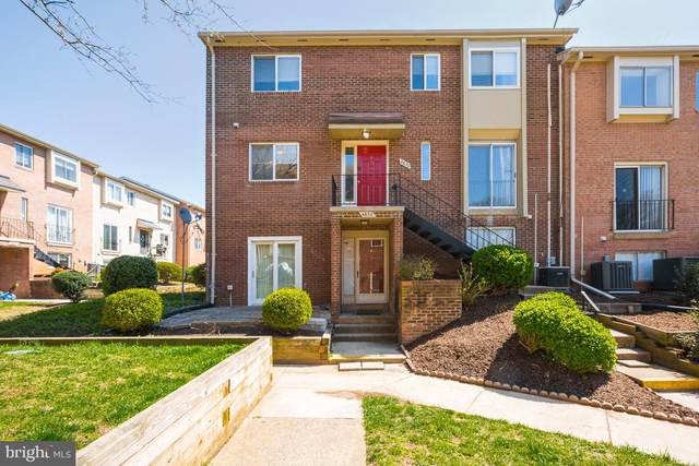 4630 Conwell Drive #195, ANNANDALE, VA 22003 (#VAFX1188990) :: Debbie Dogrul Associates - Long and Foster Real Estate