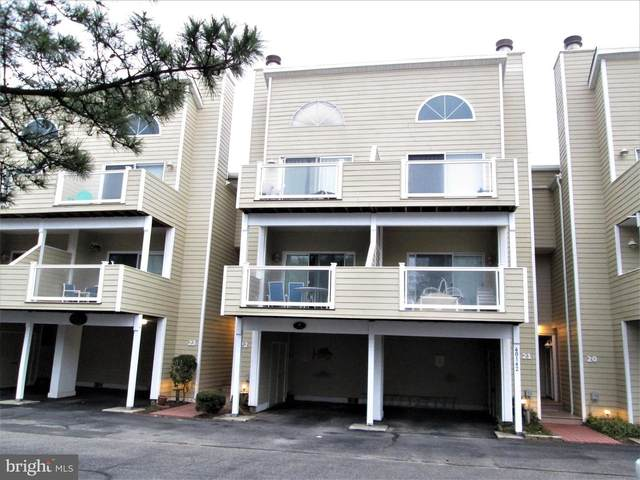 40142 N Carolina Avenue #22, FENWICK ISLAND, DE 19944 (#DESU179918) :: The Allison Stine Team
