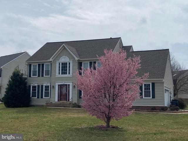 6209 Blackstone Boulevard, FREDERICKSBURG, VA 22407 (#VASP229948) :: Colgan Real Estate