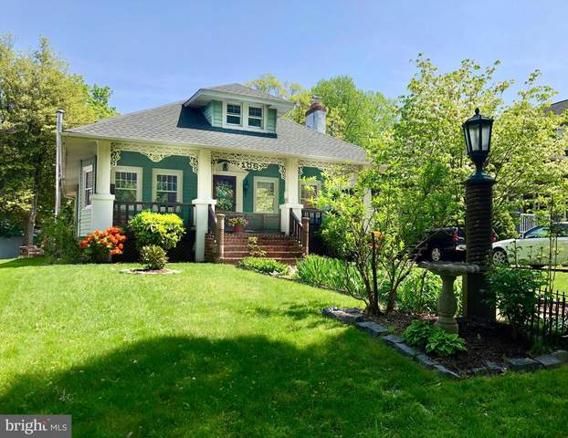 105 10TH Avenue, HADDON HEIGHTS, NJ 08035 (#NJCD415968) :: Boyle & Kahoe Real Estate