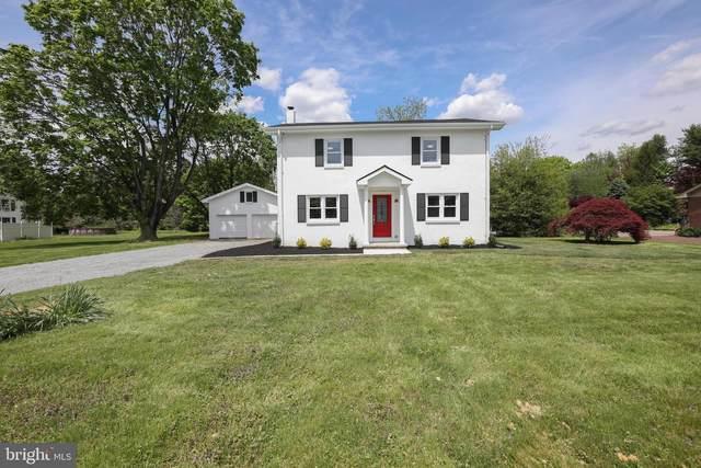 536 Village Rd W, PRINCETON JUNCTION, NJ 08550 (#NJME309798) :: Realty Executives Premier
