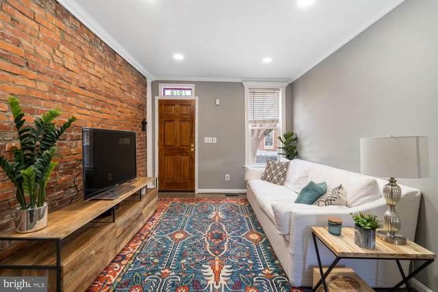 1016 S Bouldin Street, BALTIMORE, MD 21224 (#MDBA544566) :: Revol Real Estate