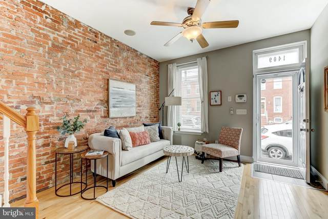 1409 Hull Street, BALTIMORE, MD 21230 (#MDBA544570) :: City Smart Living