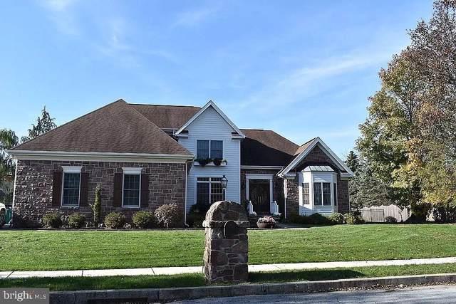1744 Pebbledash Drive, HERSHEY, PA 17033 (#PADA131494) :: The Joy Daniels Real Estate Group