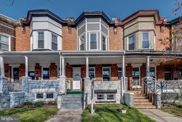 2427 Guilford Avenue, BALTIMORE, MD 21218 (#MDBA544586) :: Shamrock Realty Group, Inc