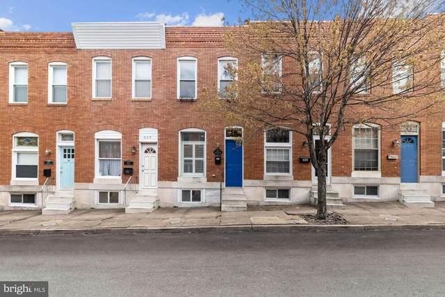 627 S Decker Avenue, BALTIMORE, MD 21224 (#MDBA544594) :: Colgan Real Estate