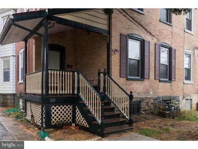 102 Mckinley Avenue, LANSDOWNE, PA 19050 (#PADE542200) :: Bob Lucido Team of Keller Williams Lucido Agency