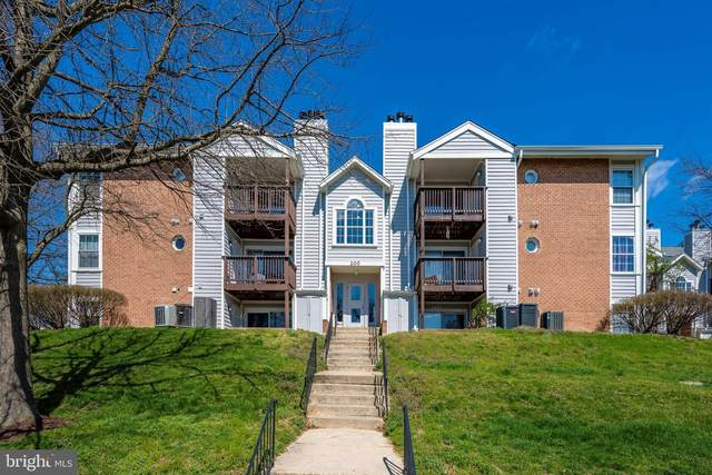 200 Spring Maiden Court #202, GLEN BURNIE, MD 21060 (#MDAA463010) :: Colgan Real Estate