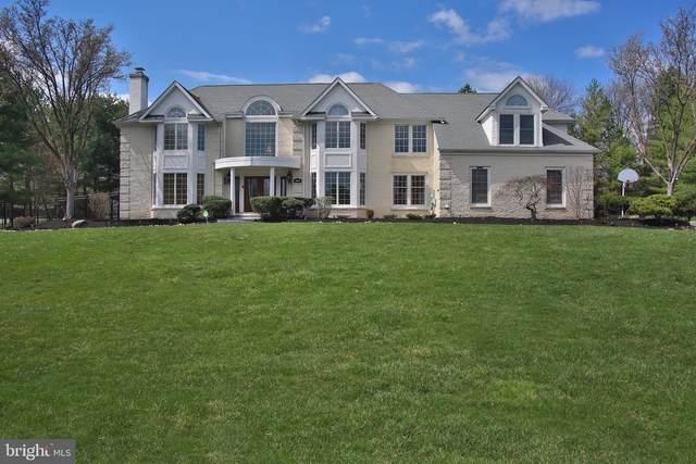 400 Mallard Circle, BLUE BELL, PA 19422 (#PAMC687030) :: Linda Dale Real Estate Experts